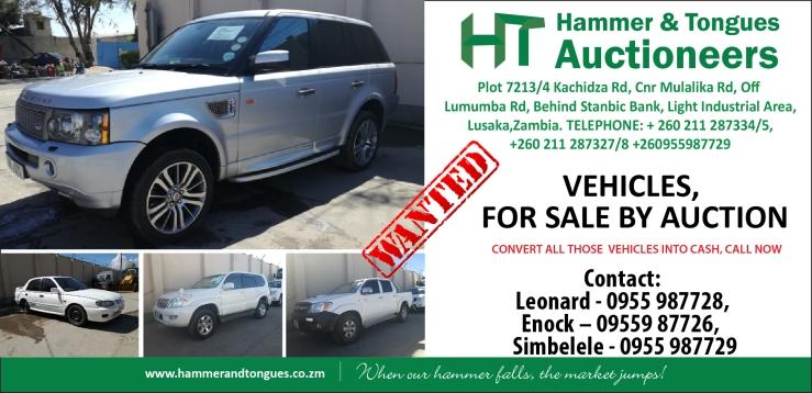 Wanted Vehicles Zam-33